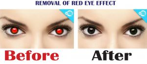 Red Eye Effect Removal