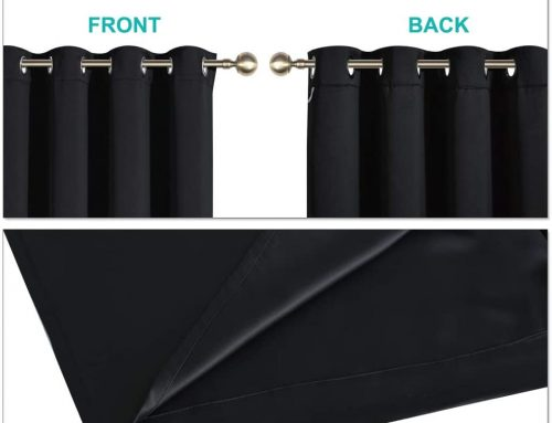 Benefits of Blackout Curtains for Home Theaters