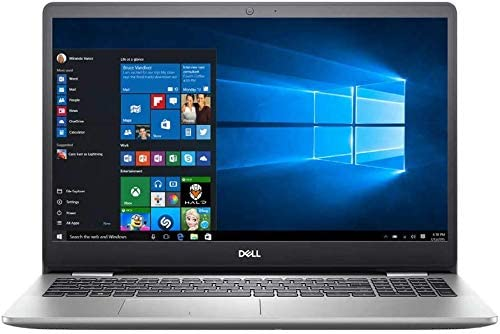 Dell Inspiron 5000 15.6 Inch FHD 1080P Touchscreen Laptop (Intel Core i7-1065G7 up to 3.9GHz, 16GB DDR4 RAM, 512GB SSD, Intel UHD Graphics, Backlit KB, HDMI, WiFi, Bluetooth, Win10)