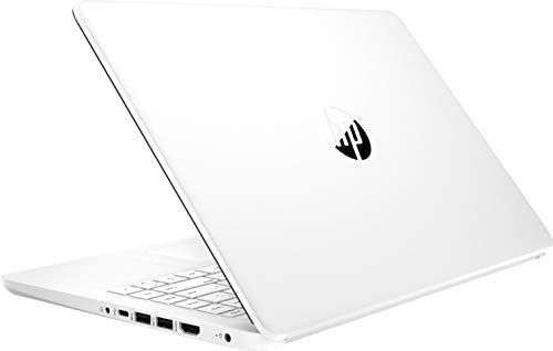 2021 HP 14″ HD Slim and Light Laptop, Intel Celeron N4020 Processor, 4GB RAM, 64GB eMMC, Webcam, HDMI, Windows 10 S, 1 Year Office 365 /IFT Accessories (Google Classroom or Zoom Compatible) White