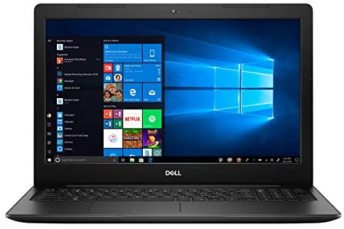 """Dell Inspiron 15 15.6"""" FHD Touchscreen Business Laptop Computer_ Intel Quard-Core i7 1065G7 up to 3.9GHz_ 16GB DDR4 RAM_ 512GB PCIe SSD_ 802.11AC WiFi_ Bluetooth 4.1_ Remote Work_ Windows 10 Pro"""